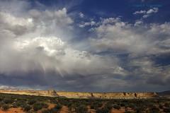 Storm over Wahweap (Chief Bwana) Tags: morning arizona storm utah ut az 100views 200views lakepowell grandstaircaseescalante wahweap psa104 chiefbwana