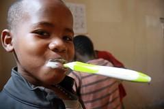 Tanden poetsen - Zawadi