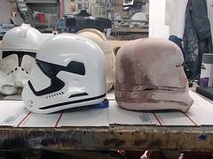 7 June Progress18 (thorssoli) Tags: starwars costume helmet replica armor prop firstorder flametrooper forceawakens