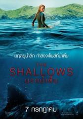 ดู หนัง เรื่องThe Shallows นรกน้ำตื้น  (ระทึกขวัญตื่นเต้น )FullHD 2016