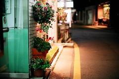 ... (june1777) Tags: street leica light night 50mm fuji dof bokeh superia cosina voigtlander snap 400 seoul f11 m6 nokton xtra samcheongdong bukchon