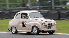 Austin A30 Academy - Cleland (rallysprott) Tags: park sports car sport club vintage austin nikon memorial trophy motor academy hawthorn vscc cleland raceday a30 2016 oulton sprott wdcc d7100 rallysprott
