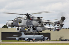 Black Cats (Bernie Condon) Tags: uk tattoo navy airshow helicopter wildcat westland lynx blackcats ffd rn fairford riat royalnavy airtattoo riat16 rafce