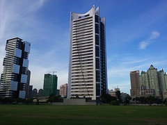 (Wpop89) Tags:              kaohsiung city streetscape taiwan harbour building skyline