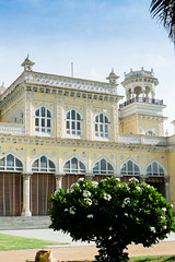 Live here (soni.jayantika) Tags: hyderabad india indian tourism incredible architecture history nizam chowmallah palace beautiful afternoon daylight natural light outdoor indoor