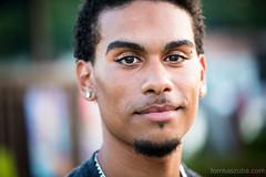 Untitled (Tom Kaszuba) Tags: eyes nosepierce man face naturallightportrait naturallight portrait