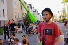 AfD-Wahlkampfkundgebung & Gegendemonstration am 20. Juli 2016 in Rostock (franz-wegener.de) Tags: sonyfe35mmf28za sonya7 wahlkampf afd rostock mecklenburgvorpommern landtagswahlkampf