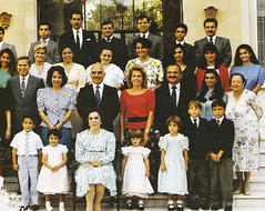 A view of the Jordanian Royal Family (Doc Kazi) Tags: jordan hashemite kingdom monarchy hussein talal hassan sarvath noor lisa clinton hillary bill rabin leah mobarak yasser arafat hosni suha princes princesses nineties middle east peace oslo ii