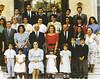 A view of the Jordanian Royal Family (Doc Kazi) Tags: jordan hashemite kingdom monarchy hussein talal hassan sarvath noor lisa clinton hillary bill rabin leah mobarak yasser arafat hosni suha princes princesses nineties middle east peace oslo ii