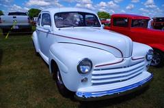 """Kool 48"" (ilgunmkr - Thanks for 4,000,000+ Views) Tags: carshow meltdowndragsbyronillinois 2016 ford sedan 1948ford 1948 customized"