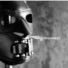 We have a new logo #Cyberpunk #CyberGoth #postapocalyptic #postapocalypse #steampunk #steampunkmask #leathermask #handmade #LARP #dieselpunk #leather #Darkart #costume #creepy #costume (tovlade) Tags: black girl face make up leather punk hand mask goth goggles made doctor cyber cybergoth cyberpunk plague larp steampunk postapocalyptic postapocalypse dieselpunk