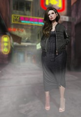 22 (Stacey Scorpiio swaggingsobad) Tags: coco dela secondlife catwa breath fashion