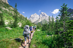 2016Upperpaintbrush13s-86 (skiserge1) Tags: park camping lake mountains america freedom hiking grand jackson national backpacking wyoming teton tetons