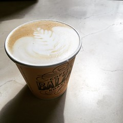 cant leave distillery district without visiting balzacs (ceci cheung) Tags: food cafe toronto torontofood latteart coffee espresso kaffee cappuccino distillerydistrict