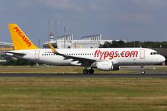 TC-DCM 15082016 (Tristar1011) Tags: eddf frankfurtmain fra pegasusairlines flypgscom airbus a320 a320200 tcdcm