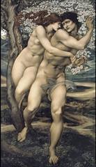 Edward Burne-Jones 'Tree of Forgiveness' (ArtTrinArt!!) Tags: sir edward burnejones 18331898