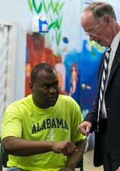 08-09-2016 The ARC of Tuscaloosa Visit