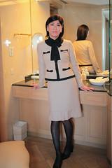 Office uniform 1511_2_04 (akichan980) Tags: crossdressing crossdresser  officelady businesswoman ol   uniform   japanese