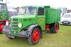 Bedford Tipper LYA 258 (SR Photos Torksey) Tags: truck transport haulage lorry lincolnshire steam vehicle vintage rally traction engine 2016 bedford tipper