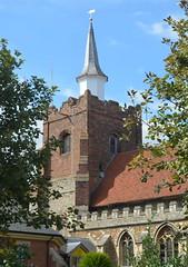 St Mary the Virgin, Maldon (nicksarebi) Tags: st saint mary virgin maldon church essex uk england steeple tower