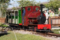 IMG_3278 (Hampton & Kempton Waterworks Railway.) Tags: darent devon arrives loop