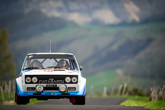 Tour Auto 2015 - Fiat 131 Abarth (Guillaume Tassart) Tags: auto france classic race tour fiat automotive racing historic legend motorsport 131 abarth
