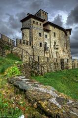 (abbate.pablo) Tags: castle nikon castello hdr fvg 18105 artegna d700018105
