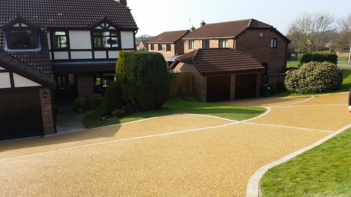 Resin Bound Driveway Macclesfield Image 2