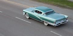 Buick 1958 (Drontfarmaren) Tags: classic cars vintage buick sweden cruising american 1958 sundsvall drontfarmaren
