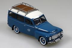 #344-1 (volvomodelcar) Tags: volvo collection atlas service 1956 modelcar diecast pv445