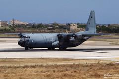 France Air Force --- Lockheed C-130H-30 Hercules --- 5151/61-PH (Drinu C) Tags: plane aircraft aviation military sony lockheed dsc hercules mla 5151 lmml c130h30 franceairforce hx100v 61ph adrianciliaphotography