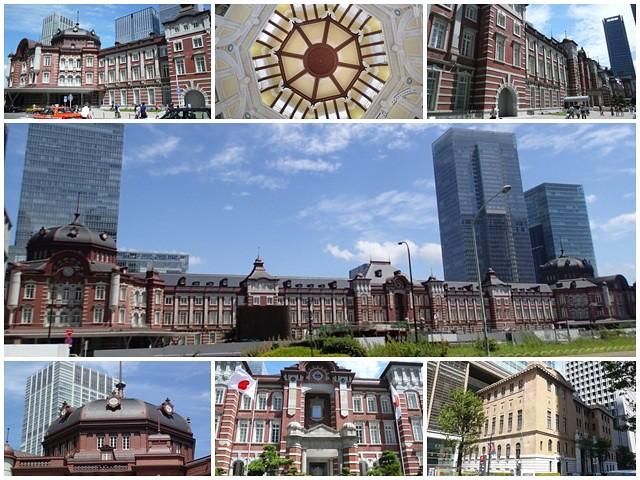 東京旅遊東京火車站日本工業俱樂部會館古蹟飯店散策page