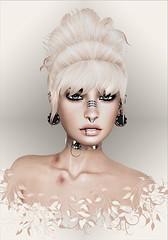 Amacci ([] Nieor Svir []) Tags: woman meshbodylara style lotd poetic maitreya fashion hair blogging sl secondlife logo meshhead alterego hairfair16 personen portrt amacci
