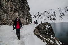 Bordeando El Yeso (ANDYFOTEIKER) Tags: embalse el yeso cajon del maipo sergio mella region metropolitana santiago chile turismo nieve montaa viajes