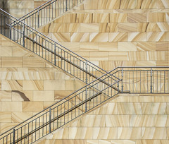 going up (Greg Rohan) Tags: staircase photography d7200 2016 pyrmont sandstone stairs