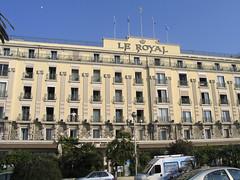 Le Royal (Micheo) Tags: laciudadelegante ciudad city niza nice recuerdos memories souvenirs edificios arquitectura hotel