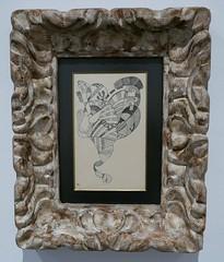 Untitled drawing by Vassily Kandinsky (neppanen) Tags: madrid art museum reina spain sofia drawing kandinsky museo artmuseum reinasofia taide museoreinasofa espanja piirustus museonacionalcentrodeartereinasofa kuvataide discounterintelligence sampen vassilykandisnky
