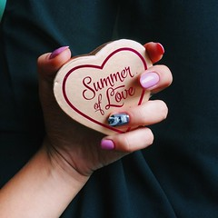 Heart (annabochkareva) Tags: lagerfeld karllagerfeld hand beograd style nails manicure cosmetics iheartmakeup bronzer love summer heart