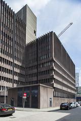 Blakeburg (Arthur van Beveren) Tags: nederland netherlands niederlande holland paysbas hollanda paesibassi paisesbajos rotterdam brutalist architecture architectuur concrete beton blaak