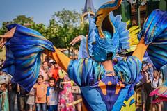 Mickey's Storybook Express (EverythingDisney) Tags: dancers shanghai disney parade performers findingnemo mse shanghaidisneyland mickeysstorybookexpress