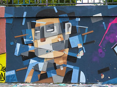 Nantes, Dino (Zerbi Hancok) Tags: nantes nantesgraffiti nantesstreetart quaidelaloire quai graffiti graff streetart walls
