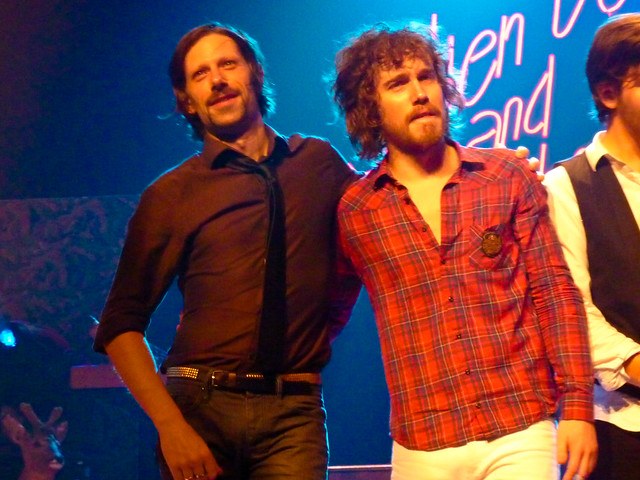 Julien Doré and the Bash - Zénith, Montpellier (2009)