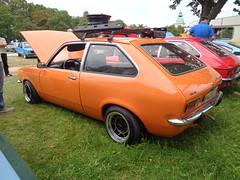 Opel Kadett C City (911gt2rs) Tags: treffen meeting youngtimer tief low stance orange oldschool ats chrom vauxhall