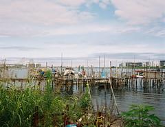 (Misao Hasegawa) Tags: makina film filmlover portra 67 nikon ploubel haneda tokyo sea harbor