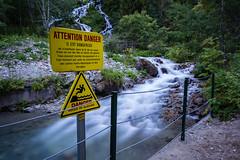 Danger ! (Christophe A.) Tags: nikon d7100 bigstopper longexposure river water flow expositionlongue eau ruisseau