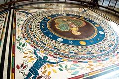 Walkways (whitneypoole) Tags: floor walk way vatican city roma rome italia painting old ancient man lunar cycle