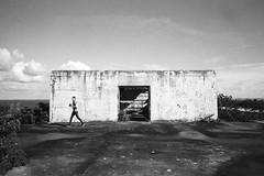 (patrickjoust) Tags: palmbeachcounty florida brianmcswain photographer konicahexarrf voigtlandercolorskopar21mmf4 fujifilmneopan400 developedinxtol11 35mm black white bw home develop fuji film rangefinder ltm leica thread mount adapter m 21 cv cosina voigtlander lens blancetnoir blancoynegro schwarzundweiss manual focus analog mechanical patrick joust patrickjoust south fl usa us united states north america estados unidos autaut rural sugar cane town abandoned vacant empty building walking fields voigtlandercolorskopar21mmf40