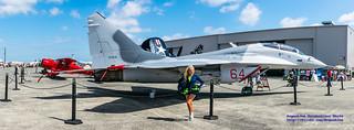 .@SeaGalTrinity & ze #FHC #MiG-29 #Fulcrum