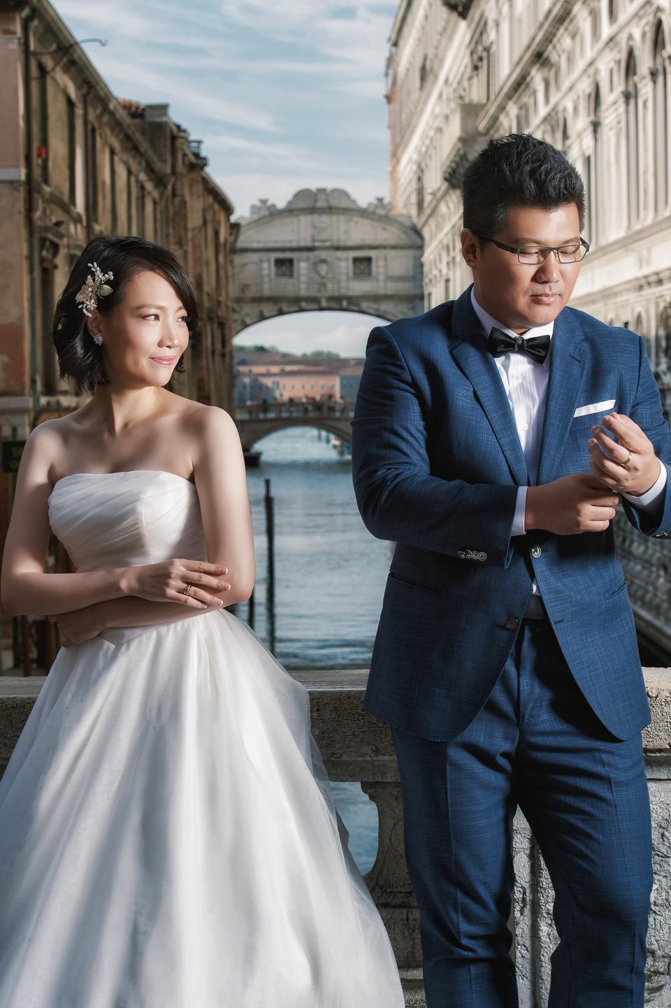 EASTERN WEDDING, Donfer Photography, 威尼斯婚紗