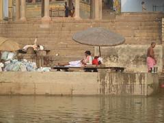 . (S_Artur_M) Tags: india indien lumix panasonic reise tz10 travel varanasi benares ghats uttarpradesh